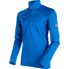 Mammut Moench Advanced Half Zip LS Shirt Herr ice